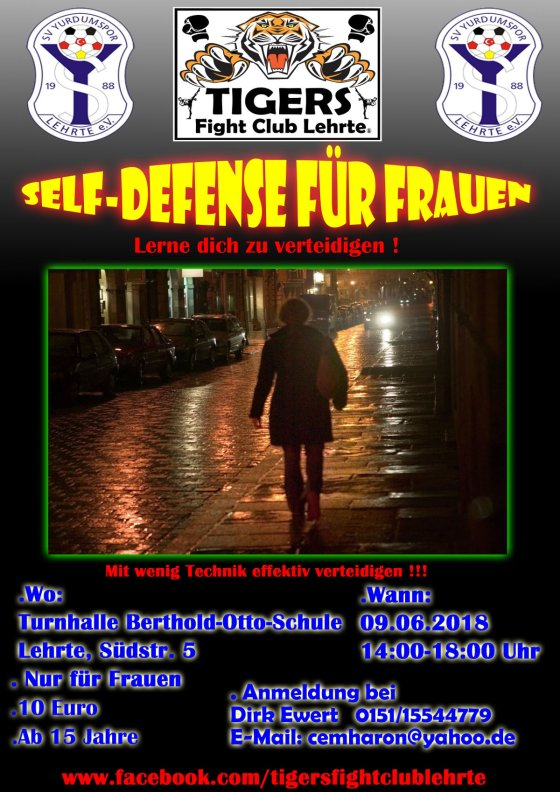 Self Defense Für Frauen