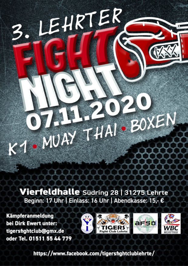 3. Lehrter Fight Night