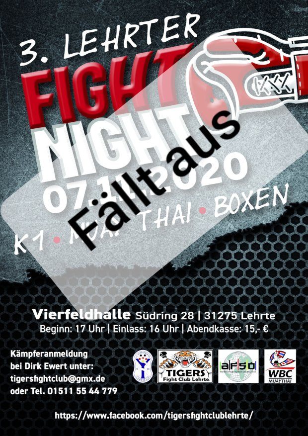 3.fight night faelltaus